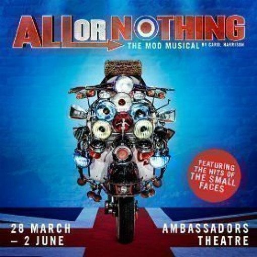 All or Nothing The Mod Musical