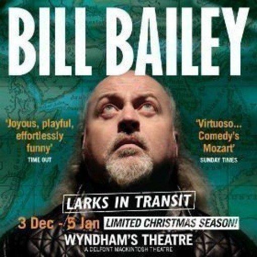 Bill Bailey - Larks in Transit